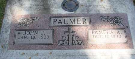 PALMER, JOHN J - Marion County, Oregon | JOHN J PALMER - Oregon Gravestone Photos