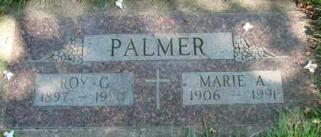PALMER, ROY G - Marion County, Oregon | ROY G PALMER - Oregon Gravestone Photos