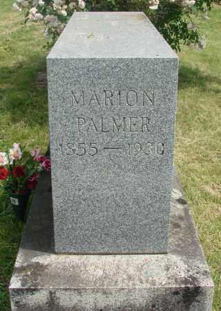 PALMER, MARION - Marion County, Oregon | MARION PALMER - Oregon Gravestone Photos