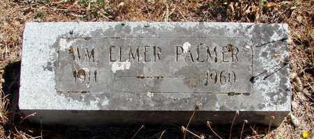 PALMER, WILLIAM ELMER - Marion County, Oregon   WILLIAM ELMER PALMER - Oregon Gravestone Photos