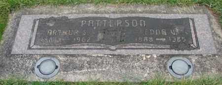 PATTERSON, EDNA V - Marion County, Oregon | EDNA V PATTERSON - Oregon Gravestone Photos