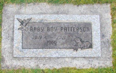 PATTERSON, BABY BOY - Marion County, Oregon | BABY BOY PATTERSON - Oregon Gravestone Photos