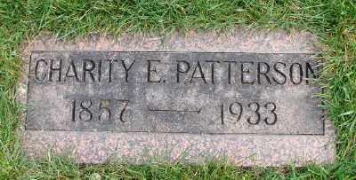 PATTERSON, CHARITY E - Marion County, Oregon | CHARITY E PATTERSON - Oregon Gravestone Photos