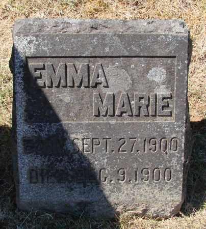 PATTERSON, EMMA MARIE - Marion County, Oregon | EMMA MARIE PATTERSON - Oregon Gravestone Photos