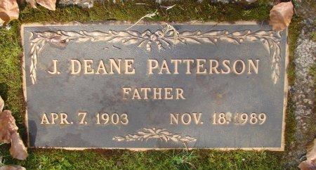 PATTERSON, JOSEPH DEANE - Marion County, Oregon | JOSEPH DEANE PATTERSON - Oregon Gravestone Photos