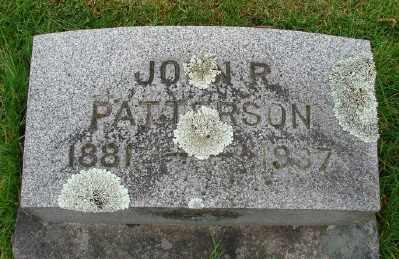 PATTERSON, JOHN R - Marion County, Oregon | JOHN R PATTERSON - Oregon Gravestone Photos