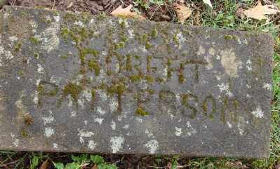 PATTERSON, ROBERT - Marion County, Oregon | ROBERT PATTERSON - Oregon Gravestone Photos