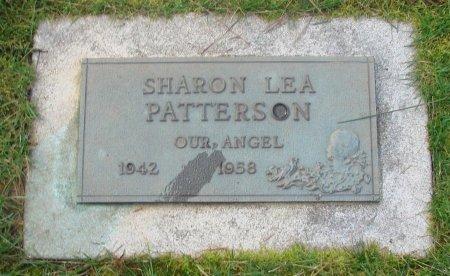 PATTERSON, SHARON LEA - Marion County, Oregon   SHARON LEA PATTERSON - Oregon Gravestone Photos