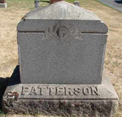 PATTERSON, ESTHER ANN - Marion County, Oregon | ESTHER ANN PATTERSON - Oregon Gravestone Photos