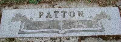 PATTON, ALICE LILLY - Marion County, Oregon | ALICE LILLY PATTON - Oregon Gravestone Photos