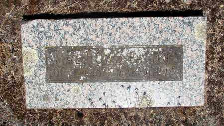 PATTON, MARY MAE - Marion County, Oregon | MARY MAE PATTON - Oregon Gravestone Photos