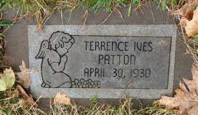 PATTON, TERRANCE IVES - Marion County, Oregon | TERRANCE IVES PATTON - Oregon Gravestone Photos