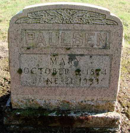 PAULSEN, MARY - Marion County, Oregon | MARY PAULSEN - Oregon Gravestone Photos