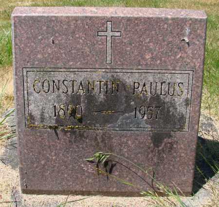PAULUS, CONSTANTIN - Marion County, Oregon | CONSTANTIN PAULUS - Oregon Gravestone Photos