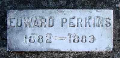 PERKINS, AMOS EDWARD - Marion County, Oregon | AMOS EDWARD PERKINS - Oregon Gravestone Photos