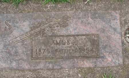 PERKINS, AMOS JOHN - Marion County, Oregon | AMOS JOHN PERKINS - Oregon Gravestone Photos