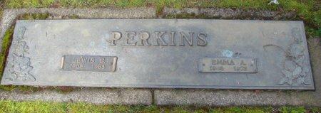PERKINS, LEWIS G SR - Marion County, Oregon | LEWIS G SR PERKINS - Oregon Gravestone Photos