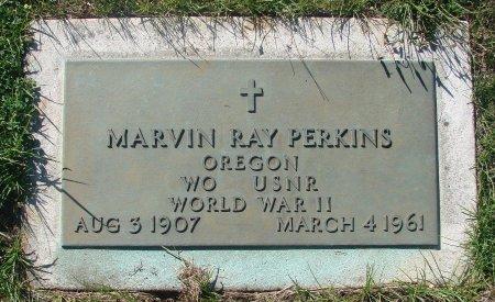 PERKINS, MARVIN RAY - Marion County, Oregon   MARVIN RAY PERKINS - Oregon Gravestone Photos