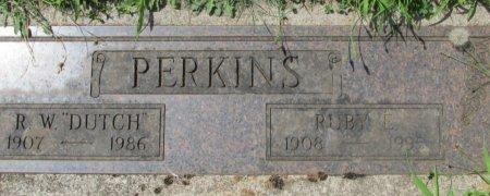 PERKINS, REUBEN WILLIAM - Marion County, Oregon | REUBEN WILLIAM PERKINS - Oregon Gravestone Photos