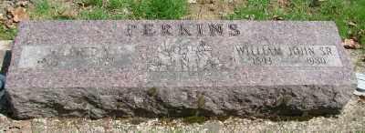 PERKINS, WILLIAM JOHN - Marion County, Oregon | WILLIAM JOHN PERKINS - Oregon Gravestone Photos