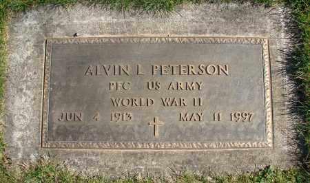 PETERSON, ALVIN LAVERN - Marion County, Oregon   ALVIN LAVERN PETERSON - Oregon Gravestone Photos