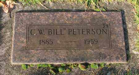 PETERSON, C W - Marion County, Oregon | C W PETERSON - Oregon Gravestone Photos