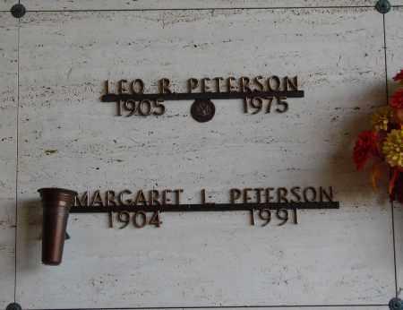 PETERSON, MARGARET L - Marion County, Oregon | MARGARET L PETERSON - Oregon Gravestone Photos