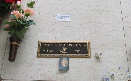 PETERSON, PATSY LOUTONIA - Marion County, Oregon | PATSY LOUTONIA PETERSON - Oregon Gravestone Photos