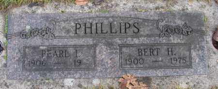 PHILLIPS, PEARL I - Marion County, Oregon | PEARL I PHILLIPS - Oregon Gravestone Photos
