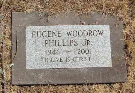 PHILLIPS, EUGENE WOODROW, JR - Marion County, Oregon | EUGENE WOODROW, JR PHILLIPS - Oregon Gravestone Photos