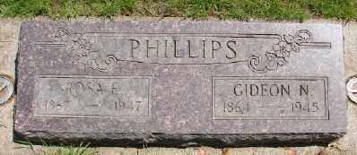 PHILLIPS, ROSA ELLEN - Marion County, Oregon | ROSA ELLEN PHILLIPS - Oregon Gravestone Photos