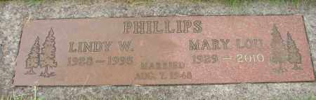 PHILLIPS, MARY LOUISE - Marion County, Oregon | MARY LOUISE PHILLIPS - Oregon Gravestone Photos