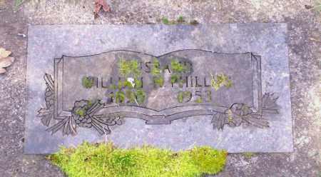 PHILLIPS, WILLIAM H - Marion County, Oregon | WILLIAM H PHILLIPS - Oregon Gravestone Photos