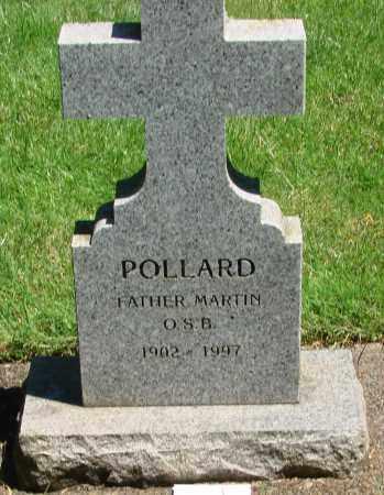 POLLARD, MARTIN - Marion County, Oregon   MARTIN POLLARD - Oregon Gravestone Photos