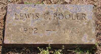 POOLER, LEWIS CLINTON - Marion County, Oregon | LEWIS CLINTON POOLER - Oregon Gravestone Photos