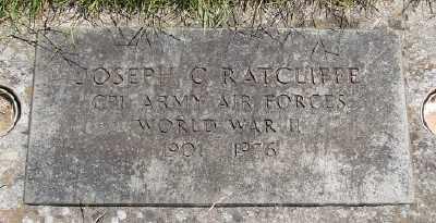 RATCLIFFE (WWII), JOSEPH C - Marion County, Oregon | JOSEPH C RATCLIFFE (WWII) - Oregon Gravestone Photos