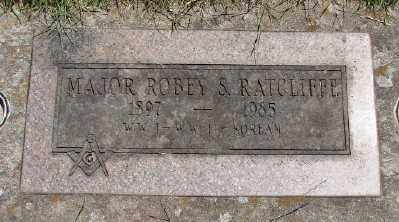 RATCLIFFE (WWI), ROBEY S - Marion County, Oregon | ROBEY S RATCLIFFE (WWI) - Oregon Gravestone Photos