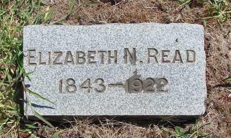 PORTER, ELIZABETH NANCY - Marion County, Oregon | ELIZABETH NANCY PORTER - Oregon Gravestone Photos
