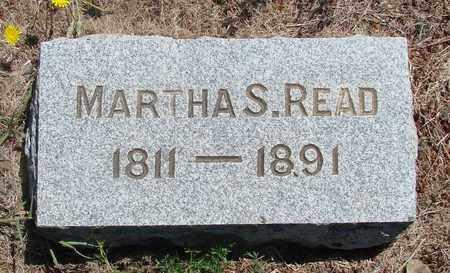 THOMPSON, MARTHA STONE - Marion County, Oregon | MARTHA STONE THOMPSON - Oregon Gravestone Photos
