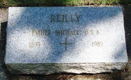 REILLY, MICHAEL - Marion County, Oregon   MICHAEL REILLY - Oregon Gravestone Photos