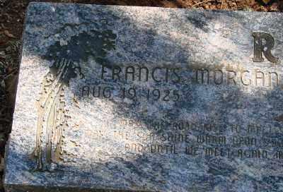 RICE, FRANCIS MORGAN - Marion County, Oregon   FRANCIS MORGAN RICE - Oregon Gravestone Photos
