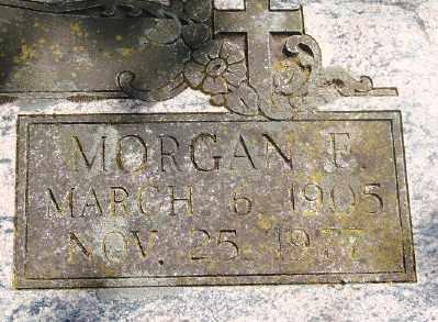 RICE, MORGAN EDWARD - Marion County, Oregon | MORGAN EDWARD RICE - Oregon Gravestone Photos