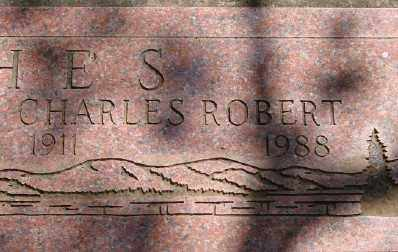 RICHES, CHARLES ROBERT - Marion County, Oregon | CHARLES ROBERT RICHES - Oregon Gravestone Photos