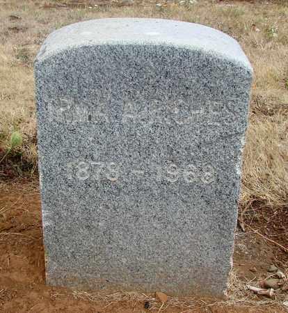 RICHES, IRMA A - Marion County, Oregon   IRMA A RICHES - Oregon Gravestone Photos