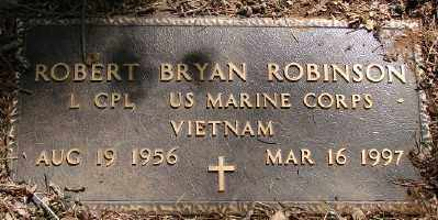 ROBINSON (VN), ROBERT BRYAN - Marion County, Oregon | ROBERT BRYAN ROBINSON (VN) - Oregon Gravestone Photos