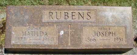 RUBENS, JOSEPH - Marion County, Oregon | JOSEPH RUBENS - Oregon Gravestone Photos