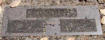 RUDOLPH, LAURETTE A - Marion County, Oregon | LAURETTE A RUDOLPH - Oregon Gravestone Photos
