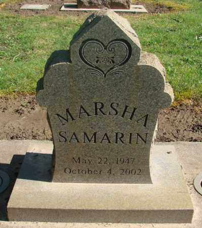 SAMARIN, MARSHA - Marion County, Oregon | MARSHA SAMARIN - Oregon Gravestone Photos