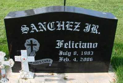 SANCHEZ, FELICIANO, JR - Marion County, Oregon | FELICIANO, JR SANCHEZ - Oregon Gravestone Photos