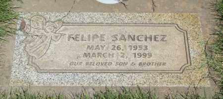 SANCHEZ, FELIPE - Marion County, Oregon | FELIPE SANCHEZ - Oregon Gravestone Photos